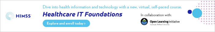 Healthcare IT Foundations